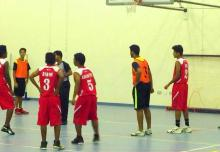Basketball Competition 2014